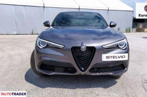Alfa Romeo Stelvio 2020 2.0 280 KM