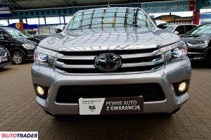 Toyota Hilux 2018 2.4 150 KM