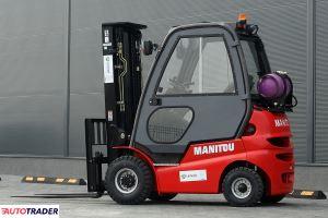MANITOU MI15G-wózek widłowy MI15G 2015r. - zobacz ofertę