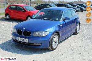 BMW 116 2008 1.6 122 KM