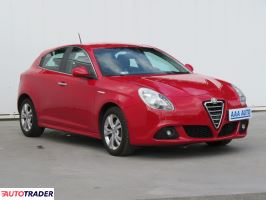 Alfa Romeo Giulietta 2011 1.4 167 KM