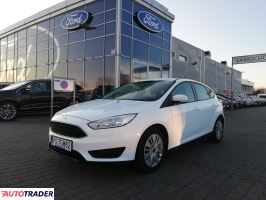 Ford Focus 2018 1.6 105 KM