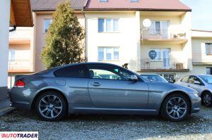 BMW 630 2007 3.0 258 KM