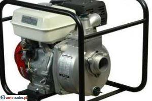 Motopompy  wirnikowe wysokociśnieniowe - zobacz ofertę