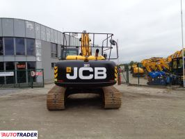 JCB JS220LC 2014r.