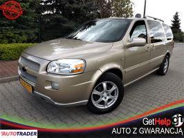 Chevrolet Traverse - zobacz ofertę