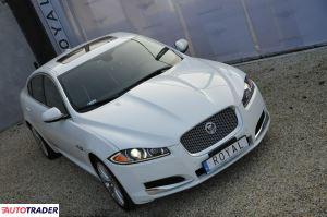 Jaguar XF - zobacz ofertę