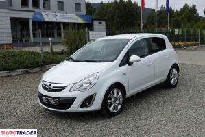 Opel Corsa 2011 1.2 86 KM