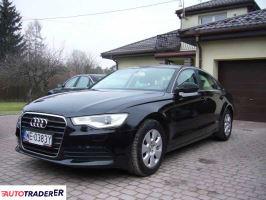 Audi A6 2011 2.8 204 KM