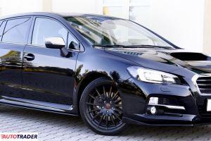 Subaru Levorg 2017 1.6 170 KM