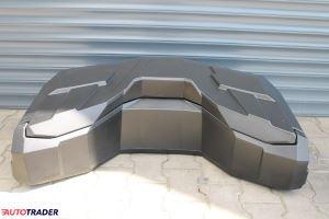 Kufer CF MOTO 850/1000