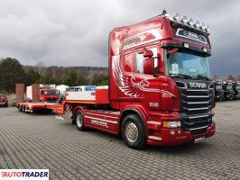 Scania R 560 V8  Reterder Opticruise ze sprzegłem+Bodex Niskopodwozie - zobacz ofertę