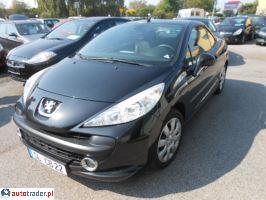 Peugeot 207 1.6 2007r.,   16 800 PLN