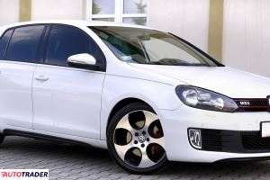 Volkswagen Golf 2011 2.0 200 KM