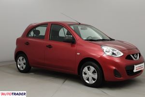 Nissan Micra - zobacz ofertę