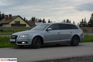 Audi A6 2011 3.0 292 KM