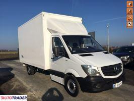 Mercedes Sprinter - zobacz ofertę