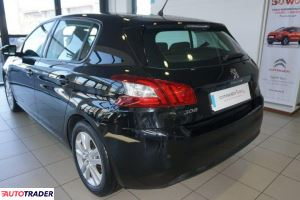 Peugeot 308 2016 1.2 110 KM