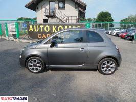 Fiat 500 2013 1.2 69 KM