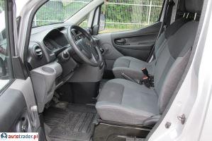 Nissan NV200 2012 1.5