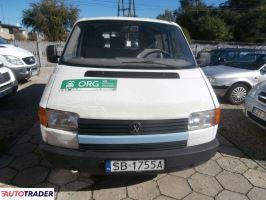 Volkswagen Transporter 1993 2.4