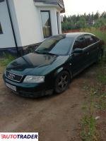 Audi A6 1998 1.9 110 KM