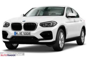 BMW X4 2019 2.0 184 KM