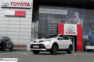 Toyota RAV 4 2.0 2015r. - zobacz ofertę