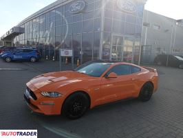 Ford Mustang 2020 5.0 450 KM