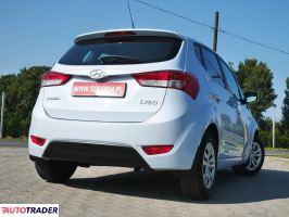 Hyundai ix20 2018 1.4 90 KM