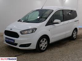 Ford Tourneo Courier - zobacz ofertę