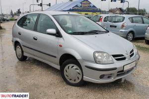 Nissan Almera Tino 2003 1.8 114 KM
