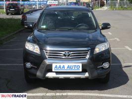 Toyota RAV 4 2010 2.2 147 KM
