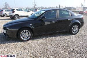 Alfa Romeo 159 2010 2.0 136 KM