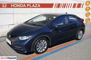 Honda Civic 2012 1.4 100 KM