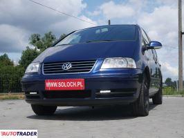 Volkswagen Sharan 2004 1.9 130 KM
