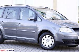 Volkswagen Touran 2004 1.6 115 KM