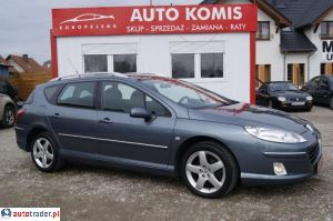 Peugeot 407 2.0 2008r. - zobacz ofertę