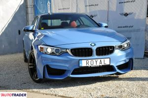BMW M4 2017 3 430 KM