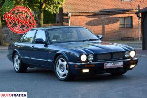 Jaguar XJ - zobacz ofertę