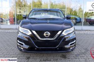 Nissan Qashqai 2020 1.3 140 KM
