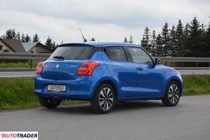 Suzuki Swift 2019 1.0 112 KM