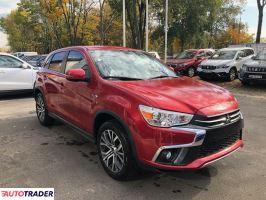 Mitsubishi ASX 2019 1.6 117 KM