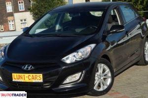 Hyundai i30 2015 1.4 100 KM