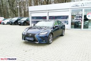Lexus GS - zobacz ofertę