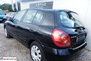 Nissan Almera 2005 1.8 116 KM