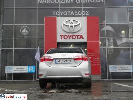 Toyota Corolla 2015 1.6