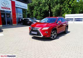 Lexus RX - zobacz ofertę