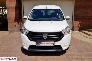 Dacia Dokker 2016 1.5 90 KM