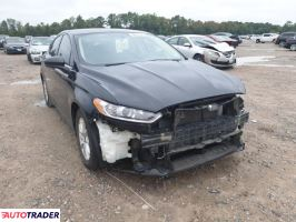 Ford Fusion 2015 2